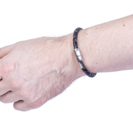 Кожаный браслет Irvine