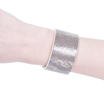 Кожаный браслет Chic Gold