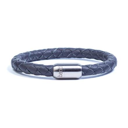 Кожаный браслет McKinley Grey