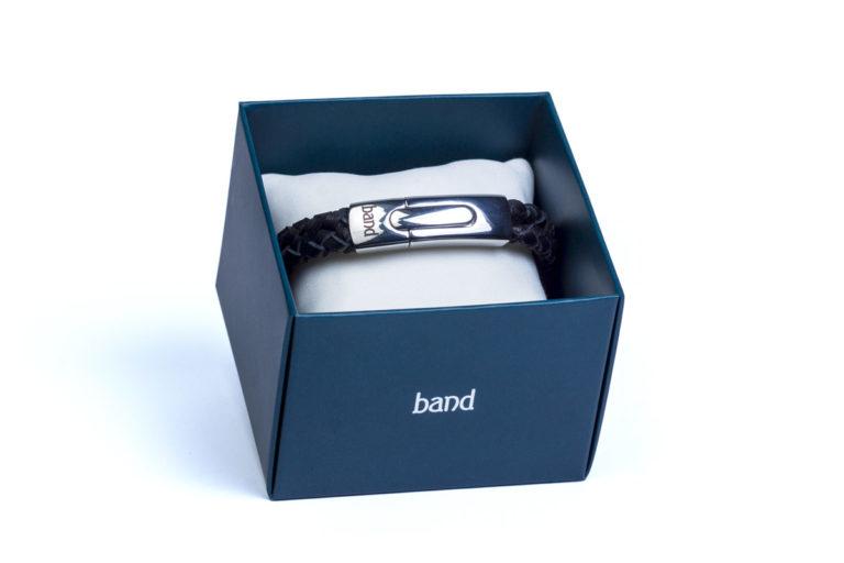 Кожаный браслет Danveille