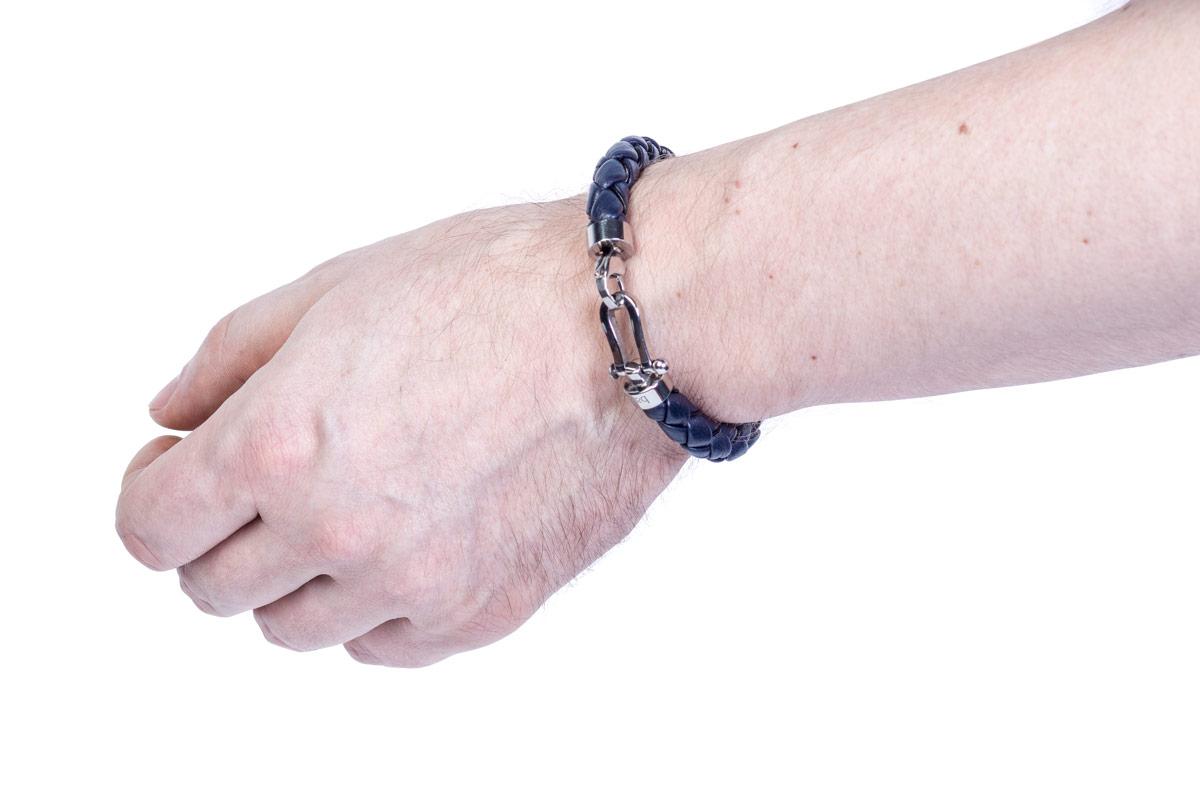 синий браслет купить украина