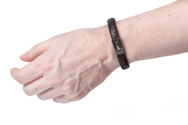 Кожаный браслет Colorado Brown