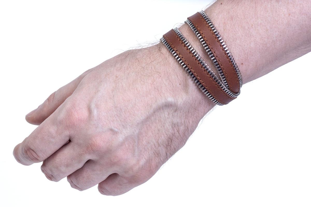 мужские браслеты из кожи купить украина