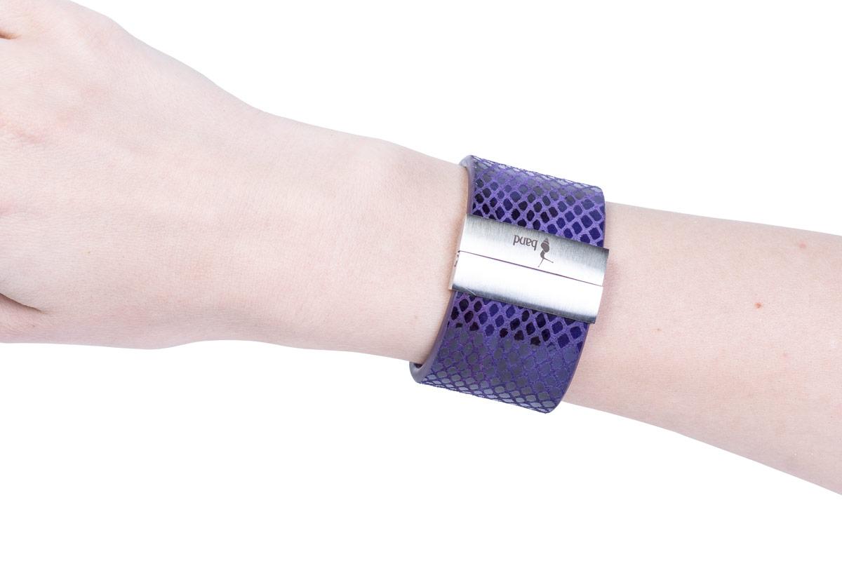 фиолетовый браслет купить украина
